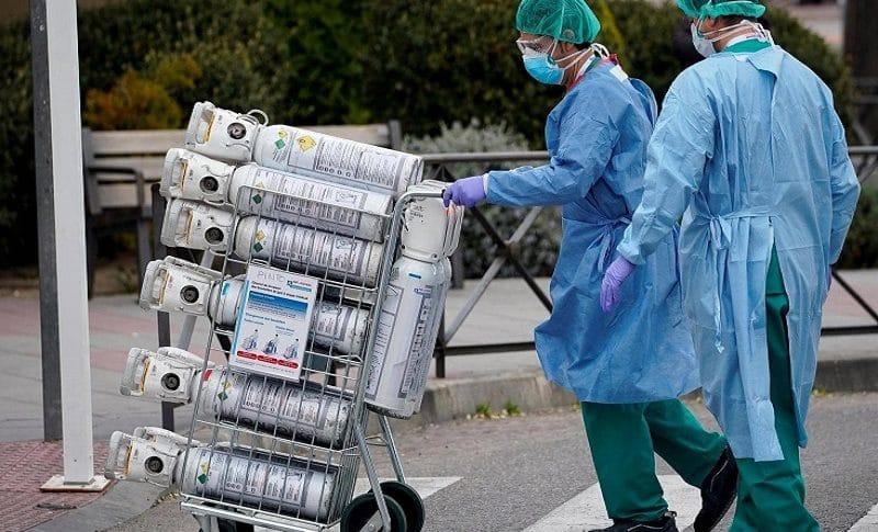 اجهزة التنفس ستوزّع على البلديات لمعالجة مرضى كورونا داخل المنازل اذا اقتضى الأمر