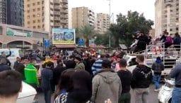 بالفيديو: عودة الاحتجاجات الى طرابلس..