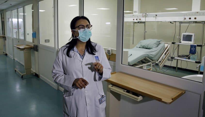 ارتفاع أعداد وفيات كورونا في لبنان و4594 اصابة جديدة
