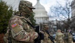 خلال تنصيب بايدن.. اصابة المئات من عناصر الحرس الوطني بفيروس كورونا!