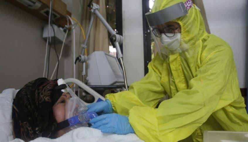«كورونا»: مؤشّر الوفيات إلى تصاعد… والجيش لـ«حماية» المستشفيات؟ (هديل فرفور-الاخبار)