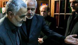 ظريف: أولى القضايا التي بحثتها مع سليماني كانت العلاقة مع السعودية