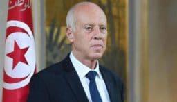 الرئيس التونسي: إدارة الشأن العام لا تقوم على تحالفات ومناورات