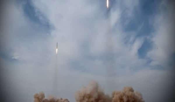 مناورات حرس الثورة: إطلاق الصواريخ الباليستية البعيدة المدى المضادة للسفن