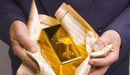تراجع بأسعار الذهب