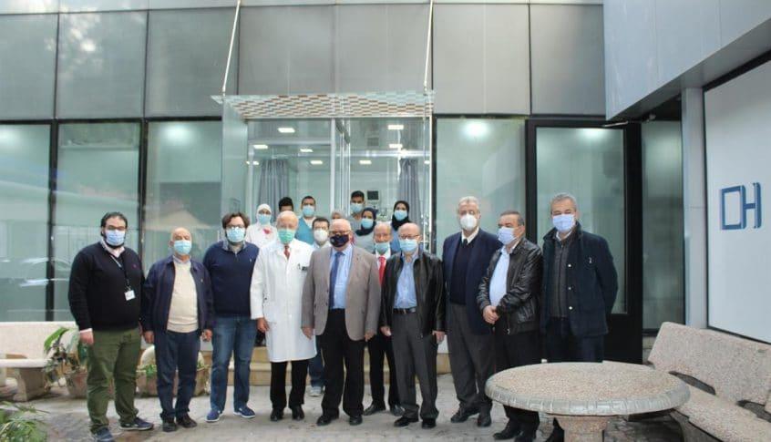 استحداث قسم لكورونا في مستشفى دلاعة – صيدا والافتتاح غداً