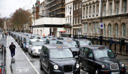 """""""تاكسي لندن"""" في دبي اعتبارًا من شباط المقبل"""