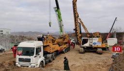 بالفيديو: انتشال عامل بعد 14 يومًا تحت الأرض