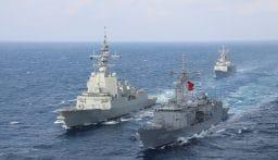 تركيا تنفذ تمريناً بحرياً مشتركاً مع الناتو