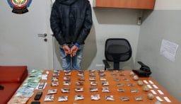توقيف سوري في الحدت يروج المخدرات.. وهذا ما ضبط بحوزته