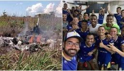 كارثة جوية جديدة تضرب كرة القدم البرازيلية