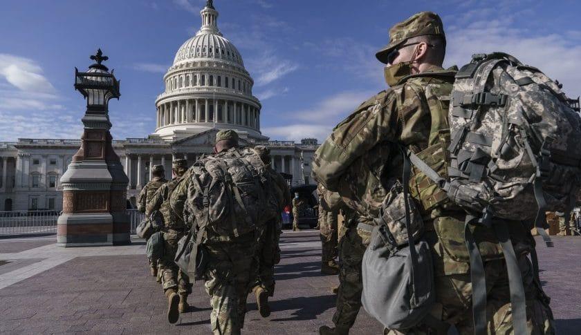 FBI: قد يتنكرون بزي الحرس الوطني لتعطيل حفل تنصيب بايدن!