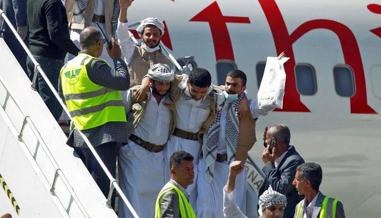 مفاوضات في عمان لتبادل الأسرى اليمنيين