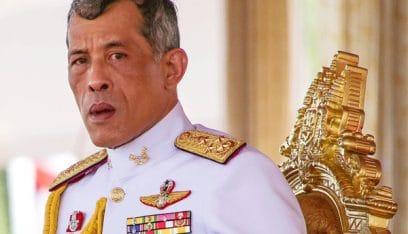 """بالصور: """"مذلاً الملكة""""… ملك تايلاند يفاجئ عشيقته بهدية عيد ميلاد غير متوقعة.."""