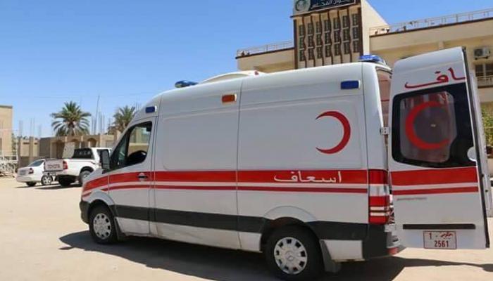 الرسالة للاسعاف الصحي: 2563 مهمة إنقاذ وإسعاف