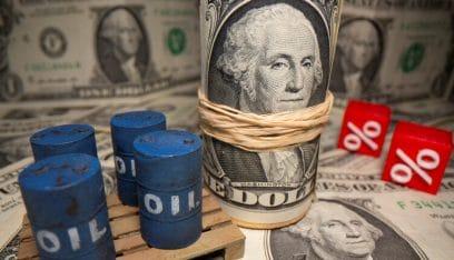 استقرار النفط فوق الـ71 دولاراً للبرميل