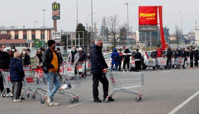 إيطاليا تتجاوز مستوى 3 ملايين إصابة مسجلة بكورونا