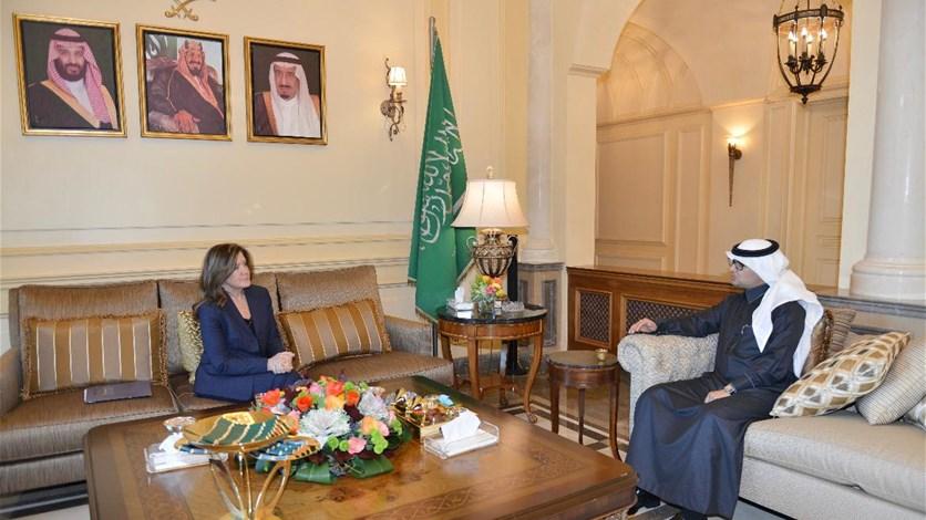 البخاري: المملكة ملتزمة بالإسراع بتأليف حكومة قادرة على تحقيق ما يتطلّع إليه الشعب اللبناني