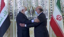 خارجية إيران تدعو العراق الى كشف منفذي الهجمات على المصالح الغربية