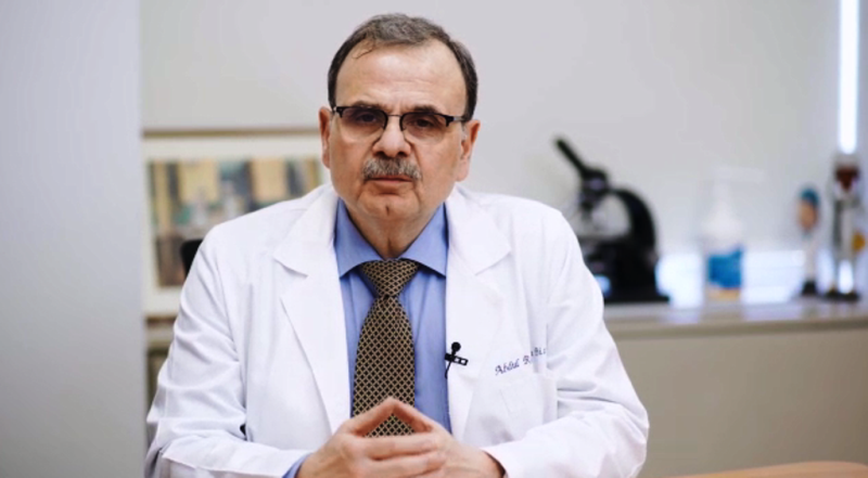 هل يستقيل البزري من اللجنة الوطنية للقاح كورونا؟