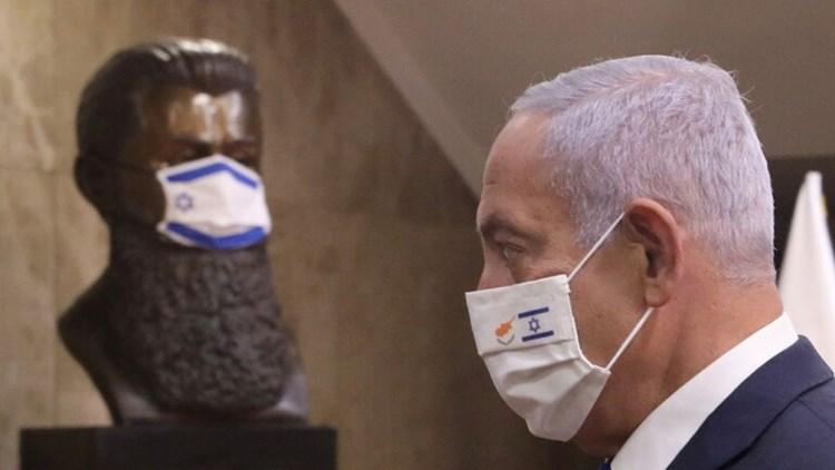 """متحدثاً عن التهديد العسكري لإيران.. نتنياهو: لا أضع أمن """"إسرائيل"""" بيد بايدن"""