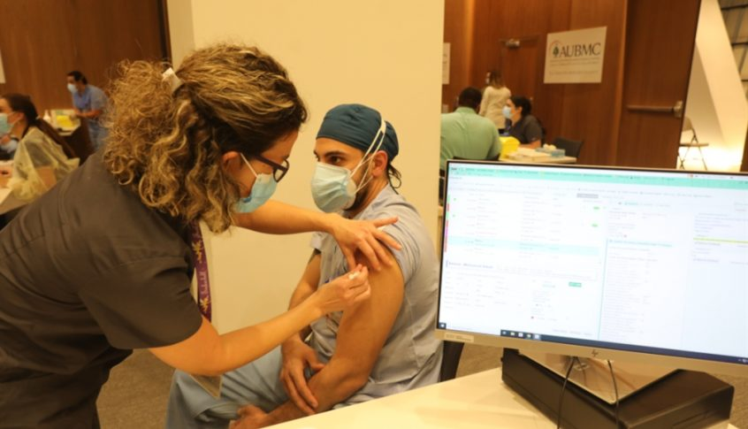 كورونا.. علينا الإستفادة من الشهرين المقبلين لأخذ اللقاح وحماية انفسنا