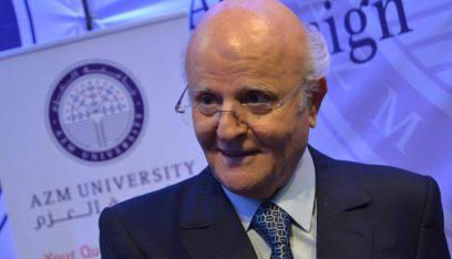 جان عبيد … رحيل الحالم الدائم بالرئاسة