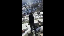 بالفيديو: أطلق النار إبتهاجاً على القبر بعد قتل عنصر بلدية برج البراجنة!