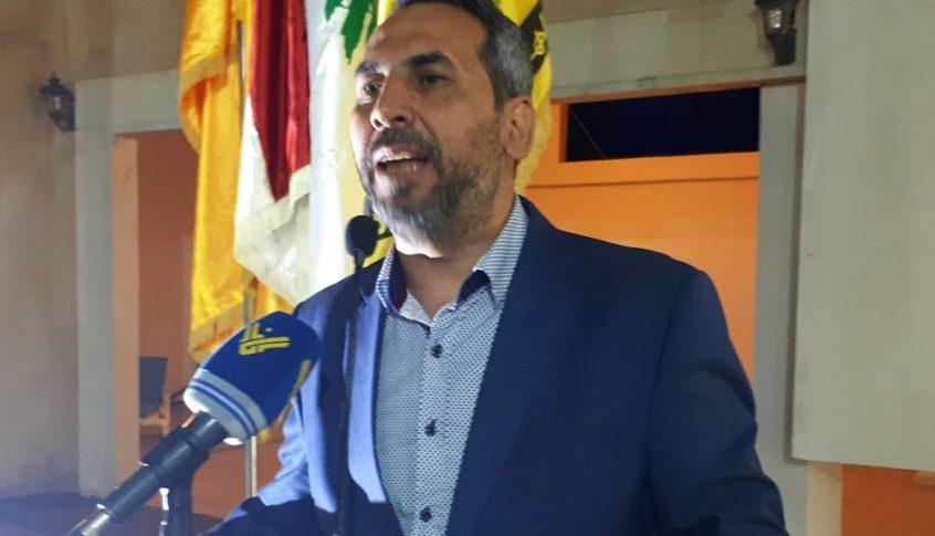 قذيفة صاروخية وإطلاق نار فجراً على منزل نائب حزب الله!