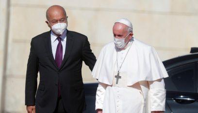 الزيارة التاريخية.. بابا الفاتيكان في العراق