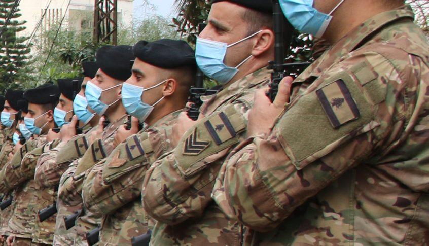 الجيش: تمارين تدريبية وتفجير ذخائر في مناطق لبنانية مختلفة