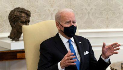 بايدن ينتقد إلغاء قرار ارتداء الكمامات في ولايتي تكساس وميسيسيبي