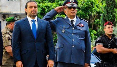 """""""ملف اللواء عثمان"""".. الحريري اعتبر ان الحزب يضغط عليه من قنوات متعددة!"""