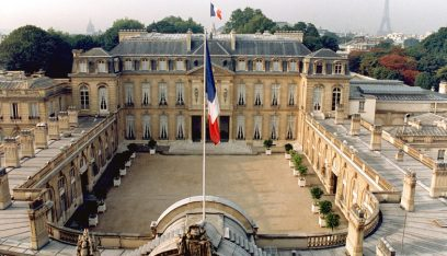 الرئاسة الفرنسية: قرار ايران رفع مستوى تخصيب اليورانيوم تطور خطير