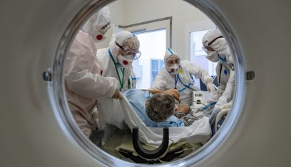 روسيا تسجل 370 وفاة جديدة بكورونا خلال 24 ساعة