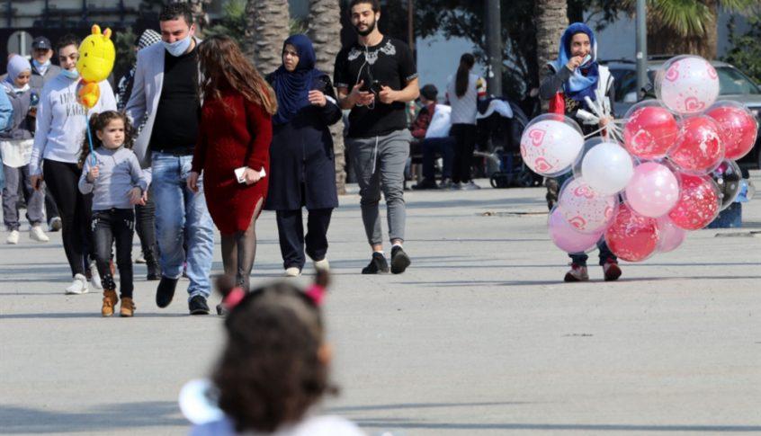 لبنان سجل 3510 إصابات جديدة بكورونا…كم بلغ عدد الوفيات بالفيروس؟