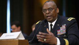 """وزير الدفاع الأميركي: إدارة بايدن ملتزمة بحماية أمن """"إسرائيل"""""""