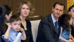الرئاسة السورية تعلن إصابة الأسد وعقيلته بفيروس كورونا