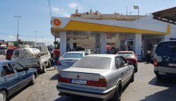 زحمة أمام محطات البنزين في الزهراني!