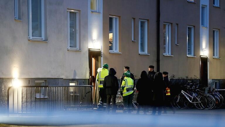 """شرطة السويد: عملية الطعن في مدينة فيتلاندا """"إرهابية"""""""