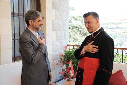 بعد استدعائه من قبل الوزير.. السفير الايراني لن يحضر الى الخارجية اليوم!