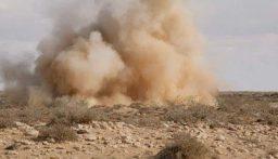 """معلومات المدى: انفجار لغم ارضي باحد عناصر شركة """"ماغ"""" لنزع الألغام في خراج بلدة مركبا الحدودية"""