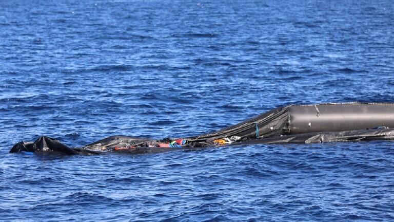مصرع 50 مهاجراً يمنياً جراء تحطم قارب قبالة شاطئ جيبوتي