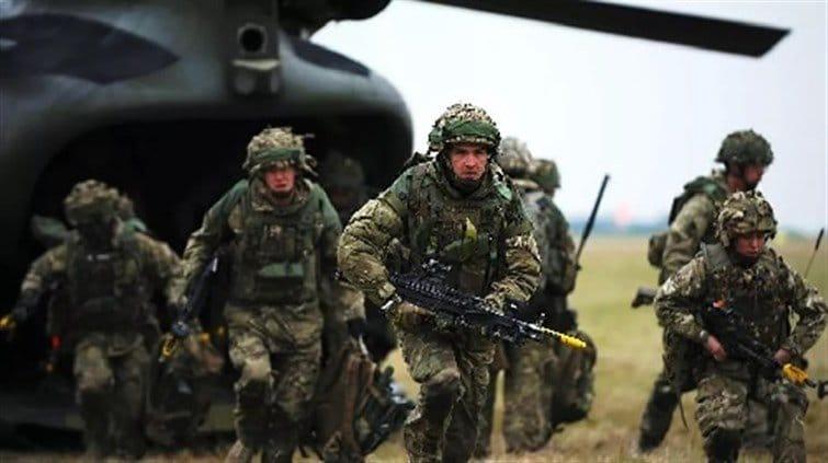 """وزارة الدفاع البريطانية تكشف عن عملية دقيقة ضد """"داعش"""" في كهوف العراق"""