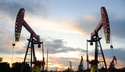 واردات الصين من النفط الخام ترتفع في آذار