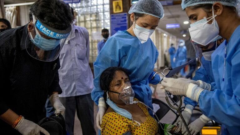 الهند: أكثر من 20 مليون إصابة بكورونا!