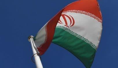اندلاع حريق عقب انفجار في مصنع لإنتاج المنظفات في قزوين شمال إيران