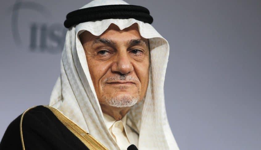 الرئيس السابق للاستخبارات السعودية: على الجميع التجهز ليوم امتلاك إيران القنبلة النووية