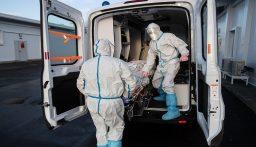روسيا.. 22420 إصابة جديدة بكورونا و798 حالة وفاة