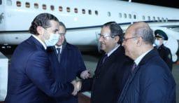 الحريري وصل إلى موسكو